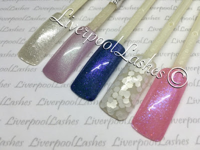 liverpoollashes liverpool lashes cnd art vandal collection shellac vinylux additives