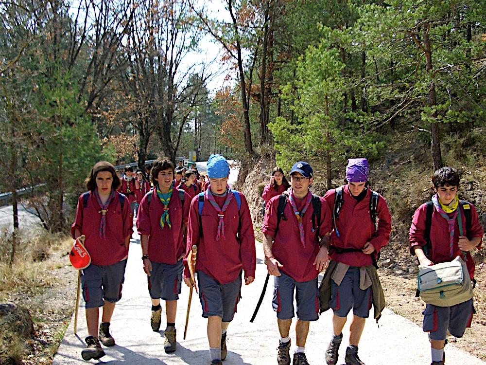 Campaments amb Lola Anglada 2005 - CIMG0326.JPG