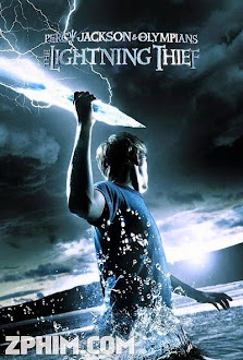 Kẻ Cắp Tia Chớp - Percy Jackson & the Olympians: The Lightning Thief (2010) Poster