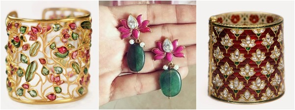 Traditional-Lotus-Design-Jewelry-Mystylespots -2017