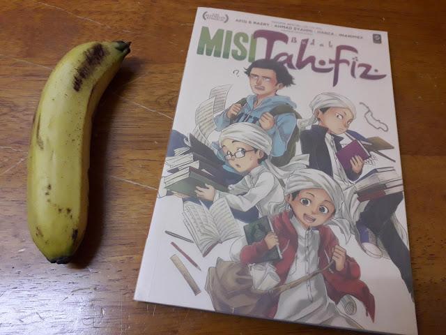 Misi Budak Tahfiz oleh Nazry Salam, Afiq, Hanza, Imanimex, Ahmad Syahmi Mohamad