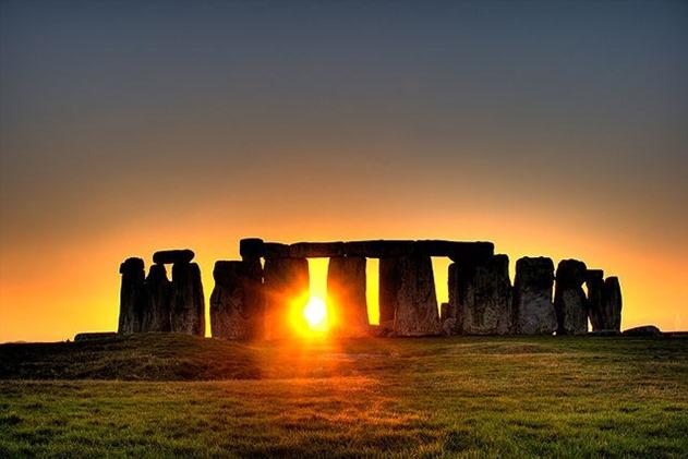 As imagens de Stonehenge que não querem que você veja 00