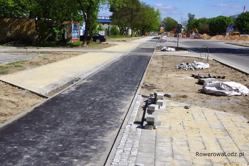 Dość dziwne zaplanowanie przejścia dla pieszych