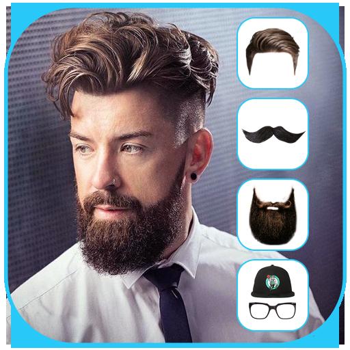 Men Hair Style - Photo Editor icon