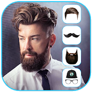 Men Hair Style - Photo Editor icon