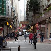 Простая уличная жизнь на Morrison street