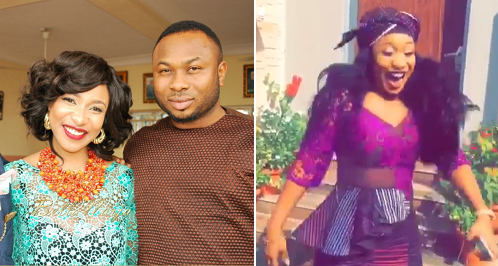 Tonto Dikeh Replies Haters Insulting Her After Her Marriage Dissolution.
