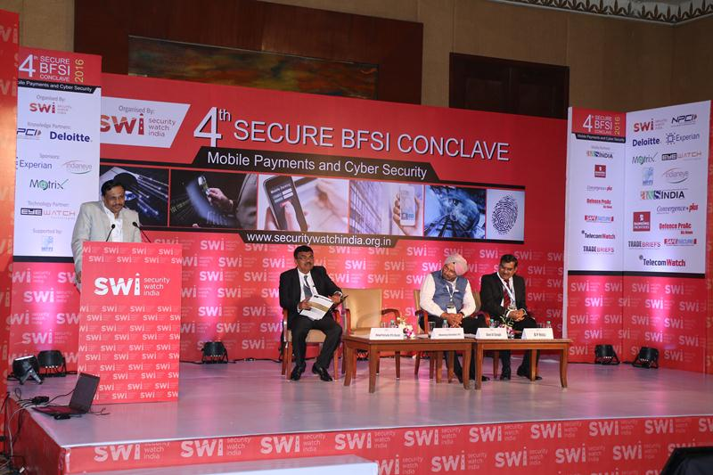 SWI 4th Secure BFSI Conclave - 9