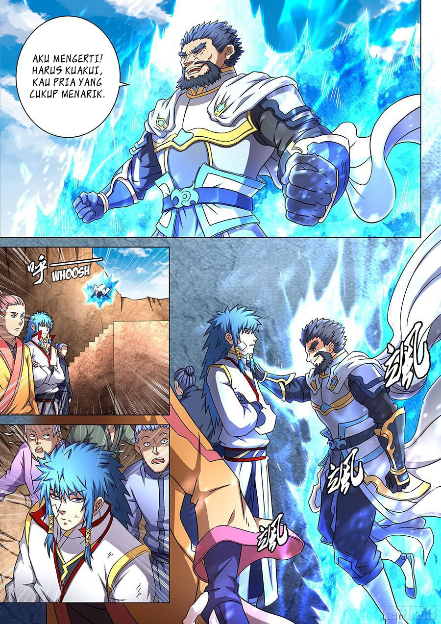 God of Martial Arts Chapter 44.1