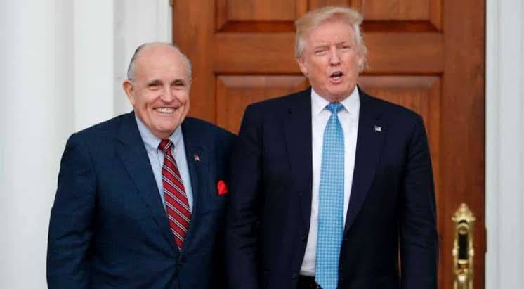 New York State Bar Association opens inquiry into removing Trump's personal lawyer Rudy Giuliani from its membership