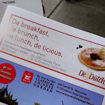 De Breakfast at De Dutch in downtown Vancouver in Vancouver, British Columbia, Canada