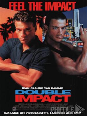 Phim Tác Động Nhân Đôi (Cú Đòn Kép) - Double Impact (1991)