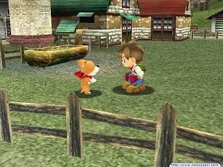 Sudah bermain Harvest Moon A Wonderful Life  Anjing [ HM AWL ]