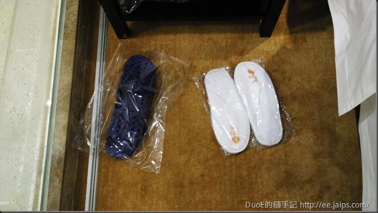 維也納東莞長安萬達廣場店-衛生拖鞋