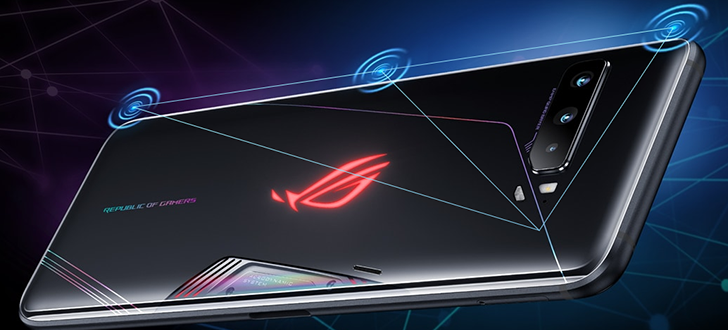 Unparalleled Connectivity rog phone 3