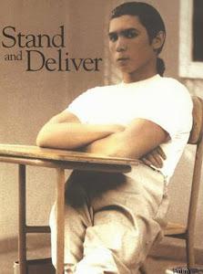Không Bao Giờ Nghĩ Học Trò Ngu Dốt! - Stand And Deliver poster