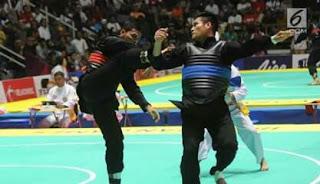 Atlit PSHT Ikut Sumbang Mendali Emas Asian Games 2018