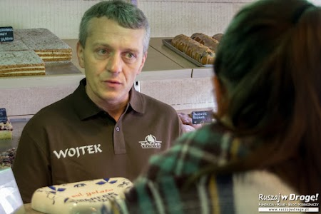 Pan Wojtek zaprosił na pyszne lody