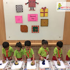 Square Day Celebration of Playgroup Morning Section at Witty World, Chikoowadi(2018-19)