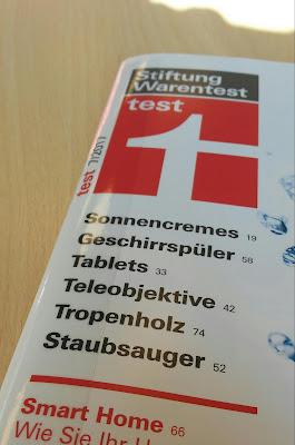 Staubsauger im Test: Stiftung Warentest 7 / 2017