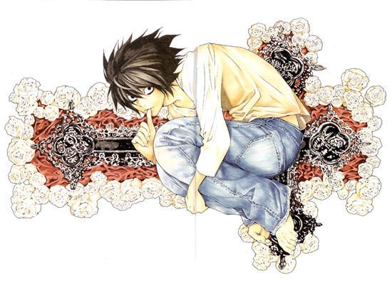 Death Note (L)