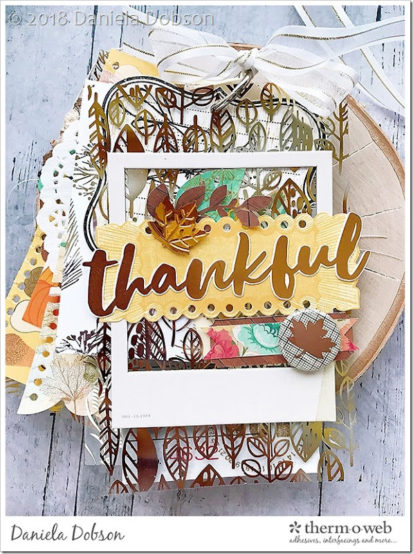 Thankful album by Daniela Dobson