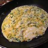 Pietruszkowy omlet