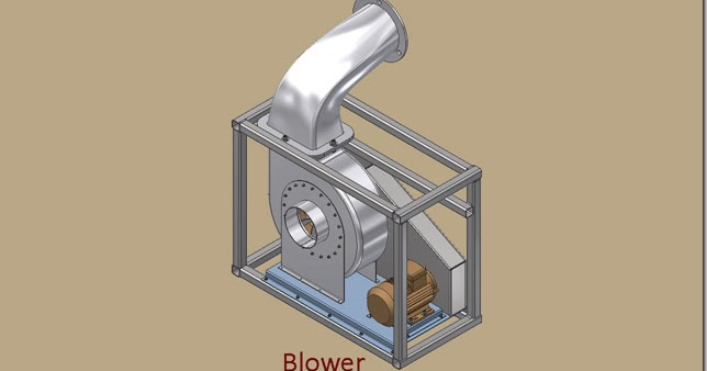 3d Solid Modelling Videos Blower Volume 2 Video