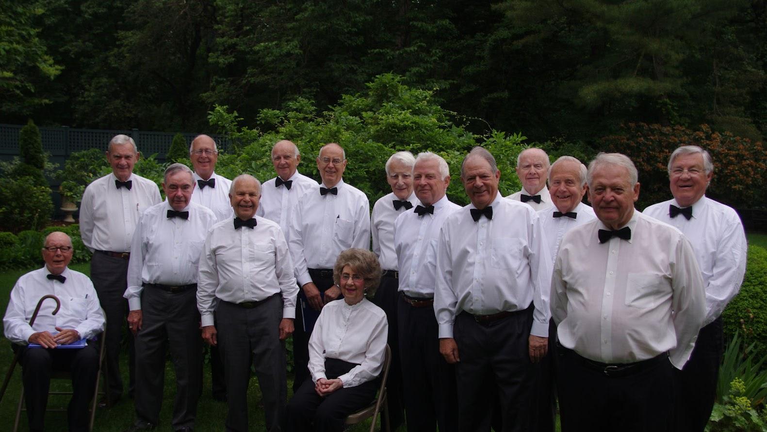 Darien Senior Songsters