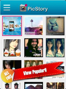 PicStory v6.9 48+ View Popular!!