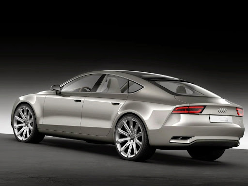 audi a7 coupe used