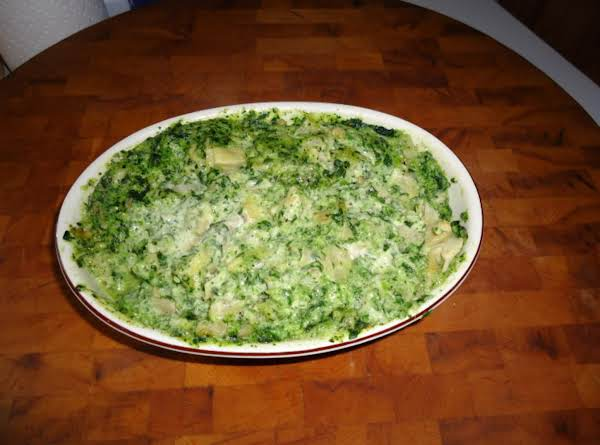 Quick, Quick Spinach And Artichoke Dip Recipe