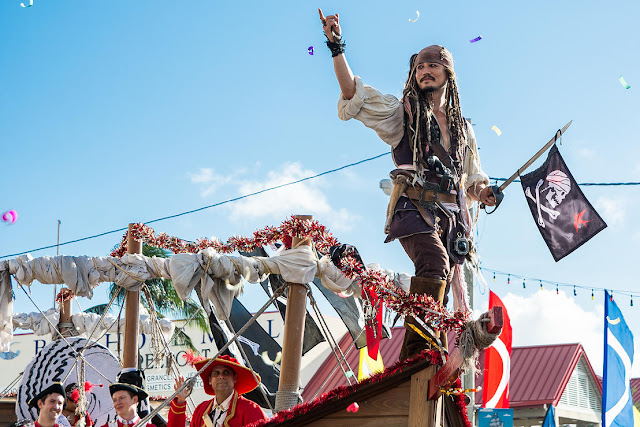 Pirates Week Festival, Cayman Islands