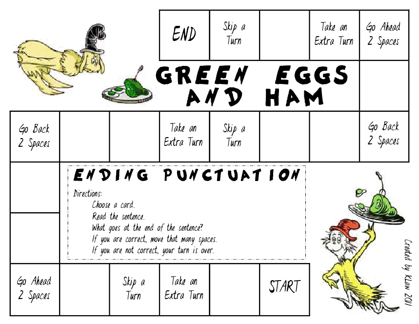 Gratifying image throughout green eggs and ham printable