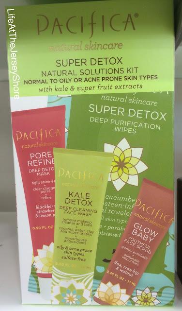 Pacifica Natural Skin Care Kale Detox