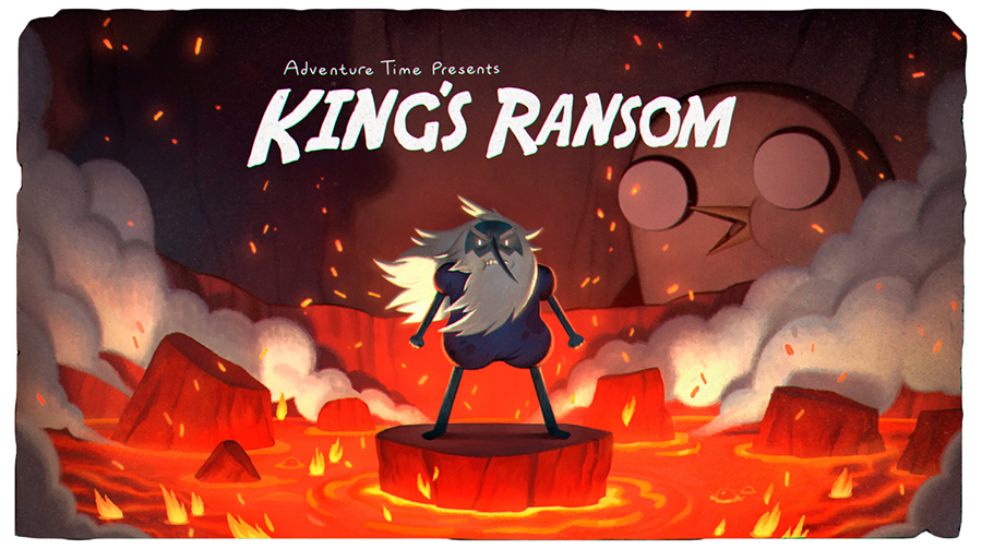 Hora de Aventura: King's Ransom
