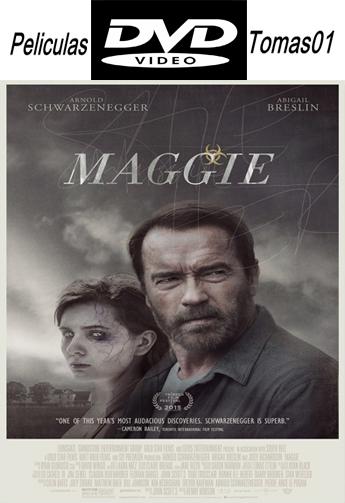 Maggie (2015) DVDRip