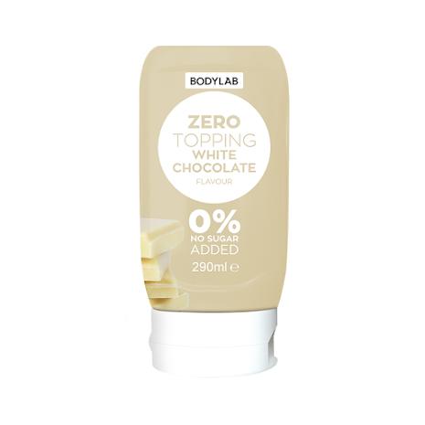 Bodylab Zero Topping - White Chocolate