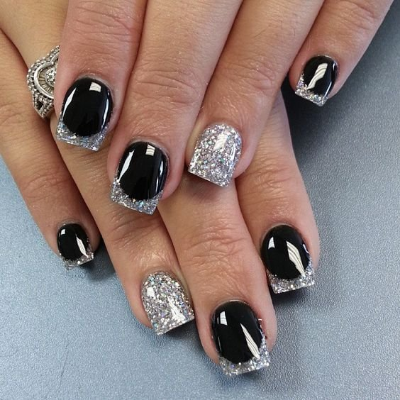 10 Amazing Gel Winter Nail Art Designs - Nails C