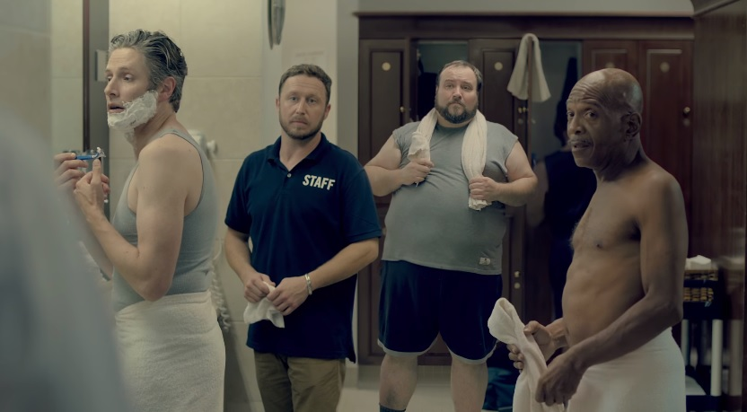 Forget Donald Trump, Watch Real Men Talk In A Locker Room — KY Duration Spray Ad