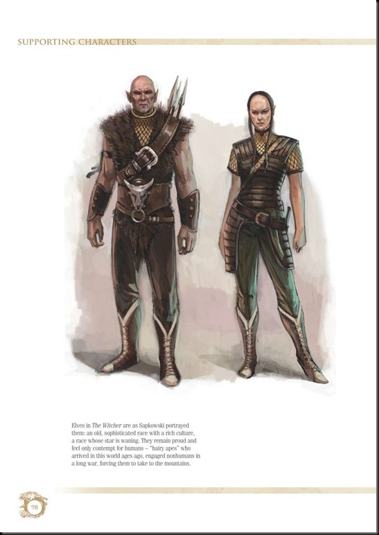 The Witcher (1) _ Artbook_816932-0099