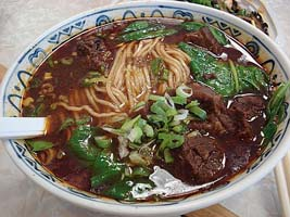 Weight Loss Recipes : Beef and Broccoli Noodle Soup