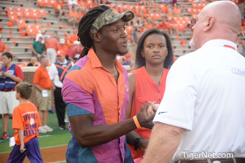 Georgia at Clemson Photos - 2013, DeAndre Hopkins, Football, Georgia