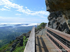 Verna Dunshee Trail is a paved trail going around East Peak