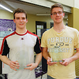 BU 19: Champion - Mathew Bell (Wellesley, MA); Finalist - Robert Phillimore (Acton, MA)