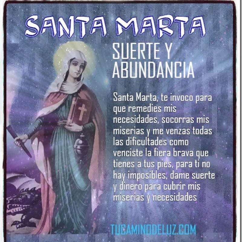 Santa Marta, Suerte y abundancia