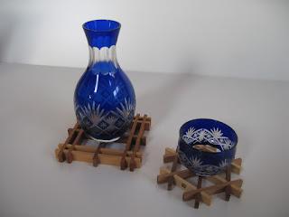 タータンチェックチェックコースター tartan kumiko coaster
