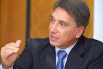 Reunião com a bancada do PMDB na Assembleia Legislativa sobre a necessidade de repactuação da dívida dos Estados com a União - Data 27/03