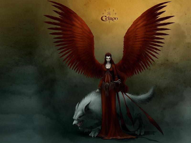 Light Of Elegant Angel, Angels 4