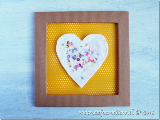 come fare cornice cartone e carta - tutorial by cafecreativo (8)